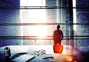 Świat biznesu i biznesmenów